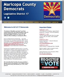 Maricopa County Democrats District 17