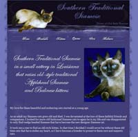 Southern Traditional Siamese